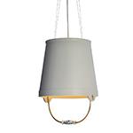 bucket suspension lamp  -