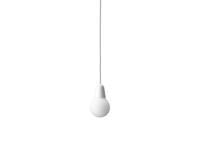 bulb fiction suspension lamp