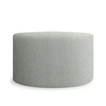 bumper large outdoor ottoman  -