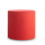 buoy small ottoman  - blu dot