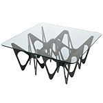 butterfly coffee table  - zanotta