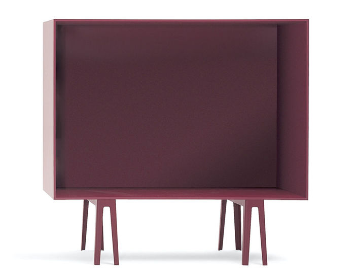 butterfly square cabinet