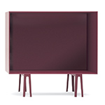 butterfly square cabinet - Bros Bouroullec - Cappellini