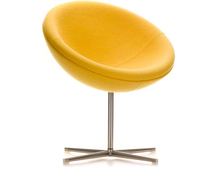 panton c1 lounge armchair