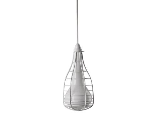 cage mic suspension lamp