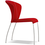 calla stackable dining chair  -