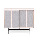 canvas small cabinet  - L. Ercolani