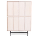 canvas tall cabinet  - L. Ercolani