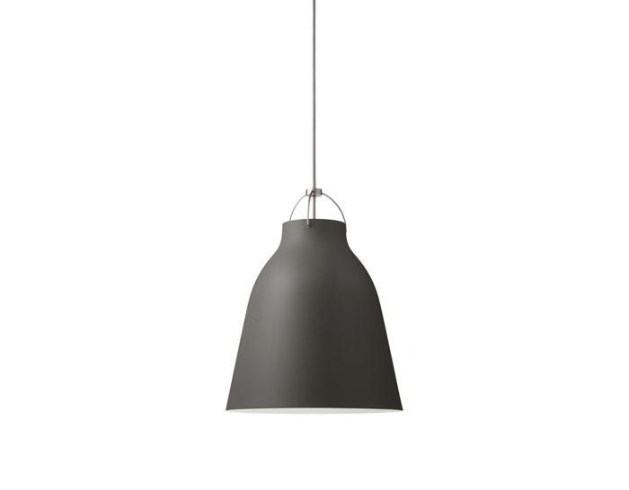 caravaggio matte suspension lamp