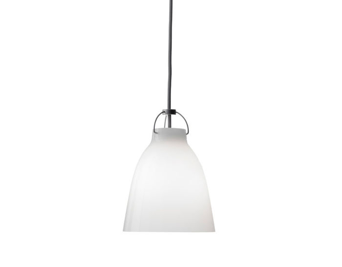 caravaggio opal suspension lamp