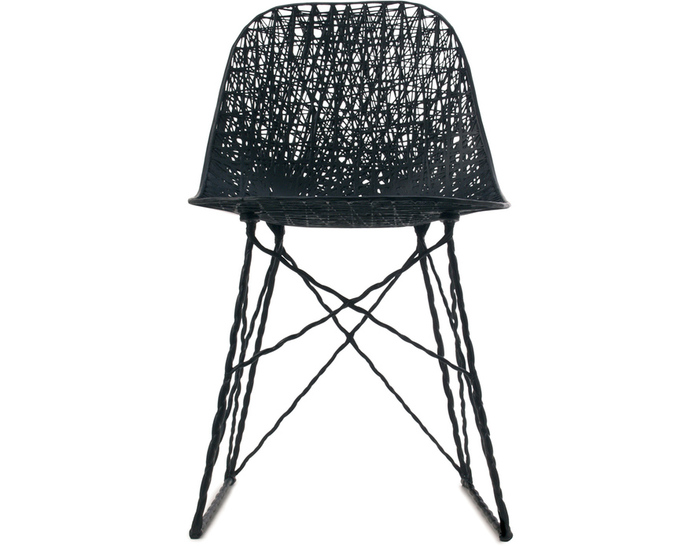 Carbon chair for Marcel wanders stuhl