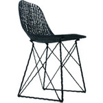 carbon chair - Bertjan Pot - moooi