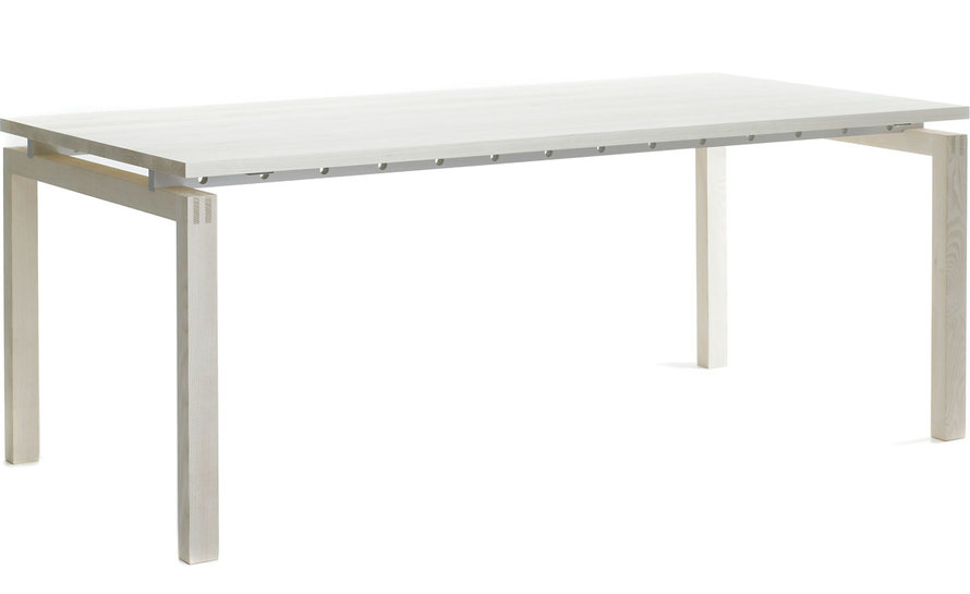 straight table
