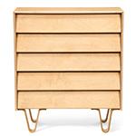 case study bentwood 5 drawer dresser  - modernica