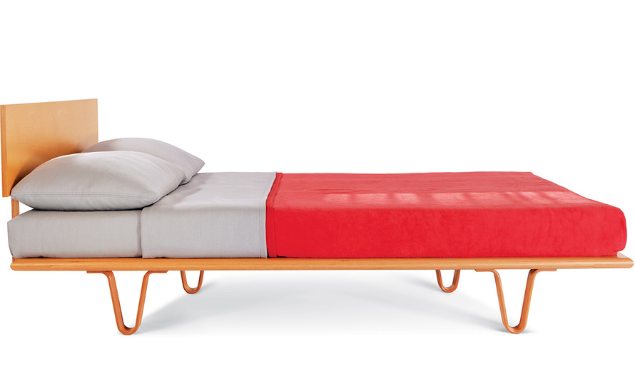 case study bentwood bed