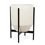 case study hex with metal stand  - modernica
