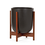 case study bullet with wood stand  - modernica
