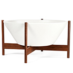 case study wok with wood stand  - modernica