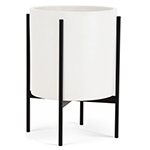 case study xl cylinder with metal stand  - modernica
