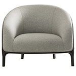catherine lounge chair  - Bernhardt Design