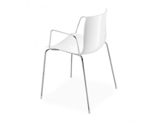 catifa 46 four leg polypropylene armchair