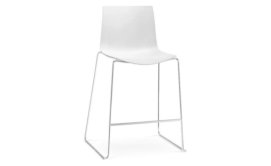 catifa 46 sled base stool
