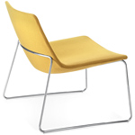 catifa 60 lounge chair with sled base - Altherr & Molina Lievore - arper