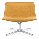 catifa 80 lounge chair with pedestal base  -