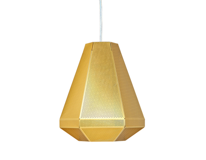 cell tall pendant light