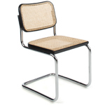 cesca chair with cane seat and back  -