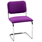 cesca chair upholstered  -