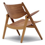 ch 28 easy chair - Hans Wegner - Carl Hansen & Son