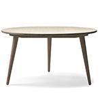 ch008 coffee table quick ship - Hans Wegner - Carl Hansen & Son