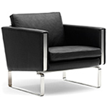 ch101 lounge chair - Hans Wegner - Carl Hansen & Son