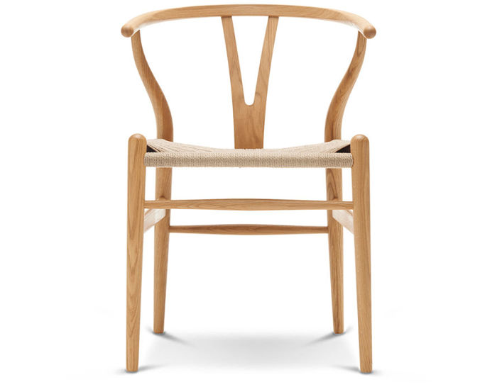 ch24 wishbone chair quick ship