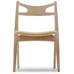 ch29 sawbuck chair  -