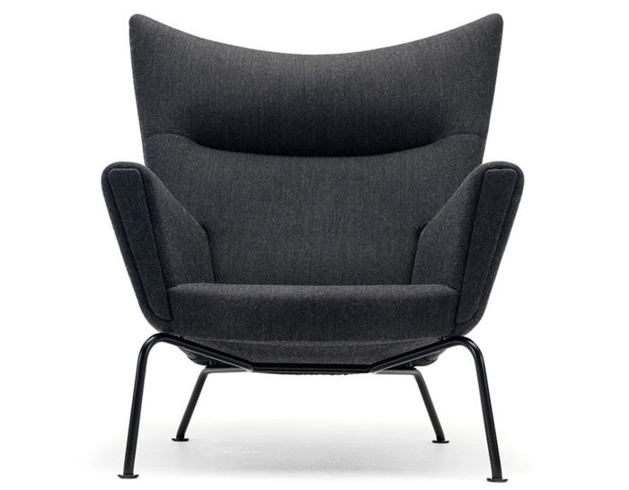 ch445 wing lounge chair quick ship