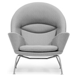 ch468 oculus lounge chair quick ship - Hans Wegner - Carl Hansen & Son