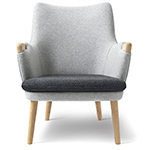 ch71 lounge chair - Hans Wegner - Carl Hansen & Son