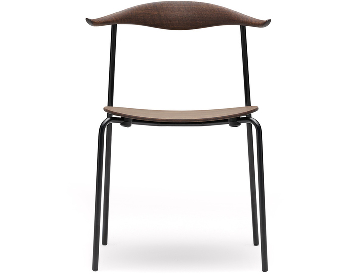 hans wegner ch88t stacking chair