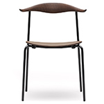 hans wegner ch88t stacking chair  -