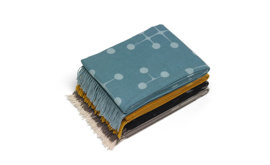 eames wool blanket