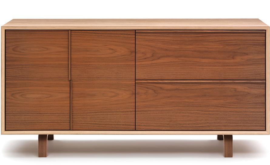 cherner 2 door/2 drawer file cabinet - hivemodern 2 drawer file cabinet
