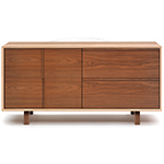 cherner 2 door/2 drawer file cabinet  -