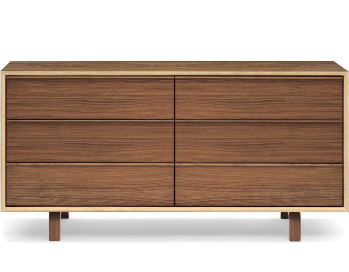 cherner 6 drawer dresser