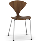 cherner metal leg side chair - Norman Cherner - cherner
