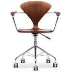 cherner task arm chair - Norman Cherner - cherner