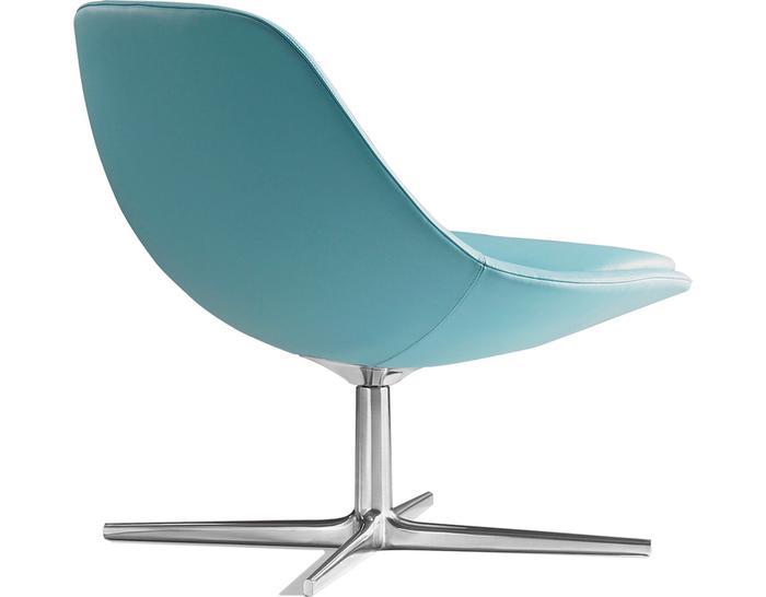 Chiara Lounge Chair Hivemodern Com