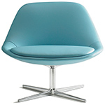 chiara lounge chair  - Bernhardt Design