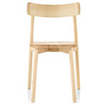 chiaro stacking chair  -